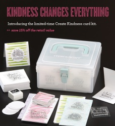 Create Kindness Mobile Banner